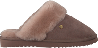 Taupe WARMBAT Pantoffels FLURRY  - medium