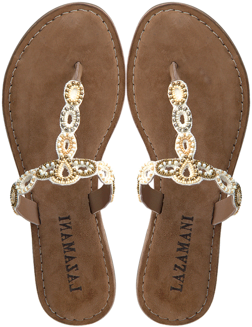 witte LAZAMANI Slippers 75.554  - large