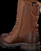 Cognac OMODA Biker boots R14988 - small