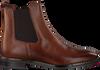 Cognac OMODA Chelsea boots 86B-001  - small