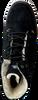 Zwarte HUB Enkelboots VERMONT  - small