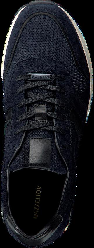 Blauwe MAZZELTOV Sneakers 10445  - larger