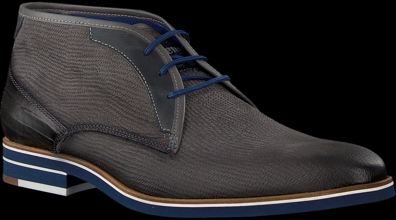 Braend Chaussures Habillées Gris 24508 Oalm7ATDUC
