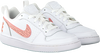Witte NIKE Sneakers COURT BOROUGH LOW (KIDS) - small