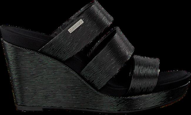 Zwarte CALVIN KLEIN Slippers JILEEAN - large