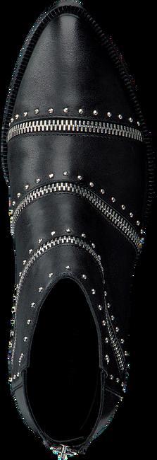 Zwarte JANET & JANET Enkellaarsjes 42204 - large