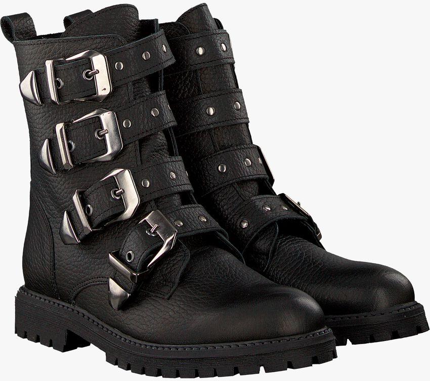 Zwarte OMODA Biker boots 292232 - larger