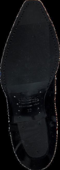 Zwarte SENDRA Chelsea boots LIA - large