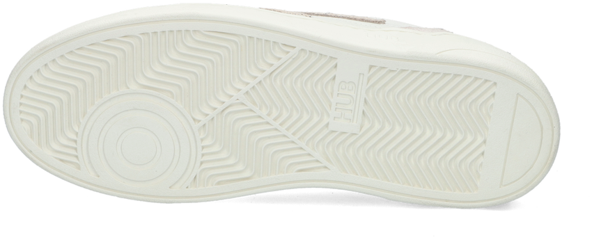 Witte HUB Lage sneakers COURT-Z  - larger