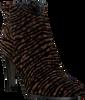Bruine NOTRE-V Enkellaarsjes 7433  - small