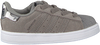 Grijze ADIDAS Sneakers SUPERSTAR I - small
