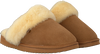 Cognac WARMBAT Pantoffels FLURRY WOMEN SUEDE  - small