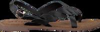 Zwarte LAZAMANI Sandalen 75.630  - medium