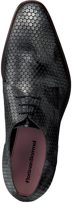 Grijze FLORIS VAN BOMMEL Nette schoenen 18080 - large