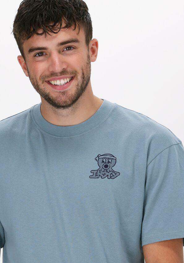 Groene EDWIN T-shirt OFFICE TAKO TS  - larger