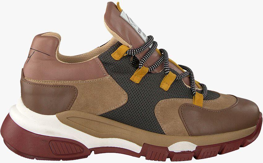 Cognac TORAL Sneakers 11101  - larger