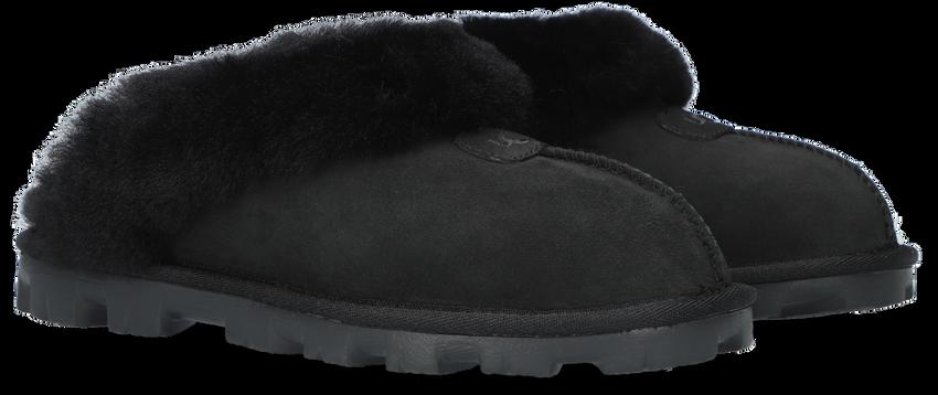 Zwarte UGG Pantoffels COQUETTE WOMEN'S - larger