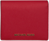 Rode MICHAEL KORS Portemonnee FLAP CARD HOLDER - small