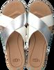 Zilveren UGG Slippers KARI  - small