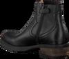 Zwarte UNISA Chelseaboots WAFI  - small