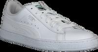 Witte PUMA Sneakers BASIC CLASSIC LFS KIDS  - medium