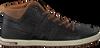 Zwarte BJORN BORG Sneakers CURD MID M - small