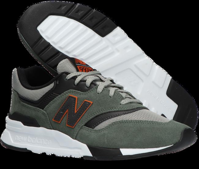 Groene NEW BALANCE Lage sneakers CM997  - large