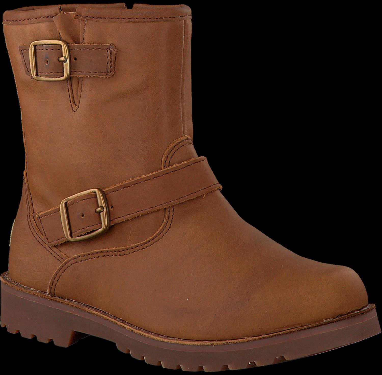 Bruine UGG Lange laarzen HARWELL | Omoda