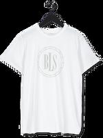 Witte BLS HAFNIA T-shirt COMPASS T-SHIRT