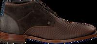 Bruine REHAB Nette schoenen SALVADOR ZIG ZAG - medium