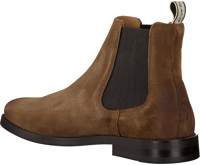 Bruine GANT Chelsea boots MAX CHELSEA - large