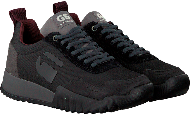 Zwarte G-STAR RAW Sneakers RACKAM ROVIC  - large