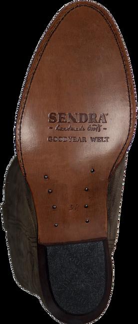Taupe SENDRA Cowboylaarzen 8840  - large