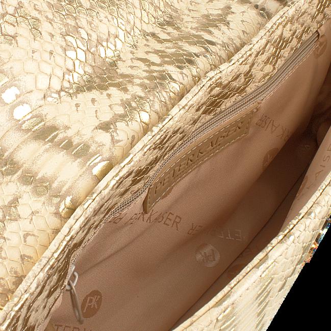 Gouden PETER KAISER Clutch WINEMA  - large
