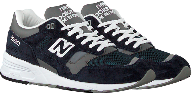 Blauwe NEW BALANCE Sneakers 737841-60  - large