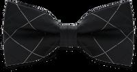 Zwarte TON & TON Vlinderstrik AILO - medium