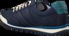 Blauwe VAN LIER Sneakers 7452  - small