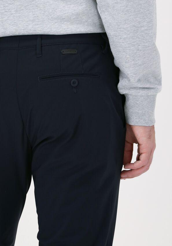 Donkerblauwe ALBERTO Pantalon ROB - larger