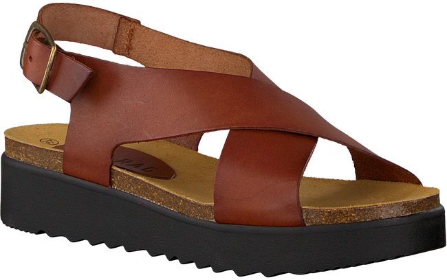 Cognac RED-RAG Sandalen 78052 - large