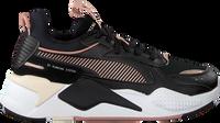 Zwarte PUMA Lage sneakers RS-X MONO METAL WN'S  - medium