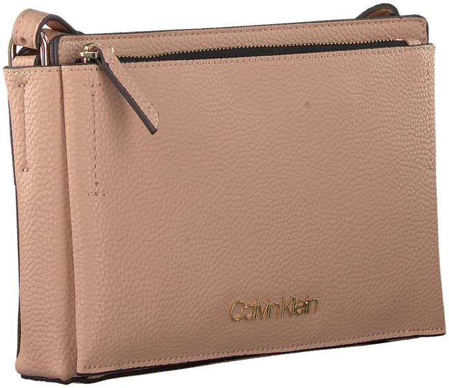Roze CALVIN KLEIN Schoudertas SIDED EW CROSSBODY  - large