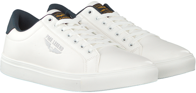 Witte PME Sneakers EAGLE  - large