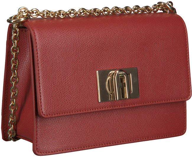 Rode FURLA Schoudertas 1927 MINI CROSSBODY  - large