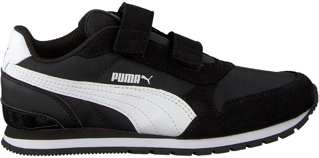 Zwarte PUMA Sneakers ST.RUNNER JR  - large