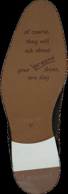 Groene BRAEND Nette schoenen 24508 - large