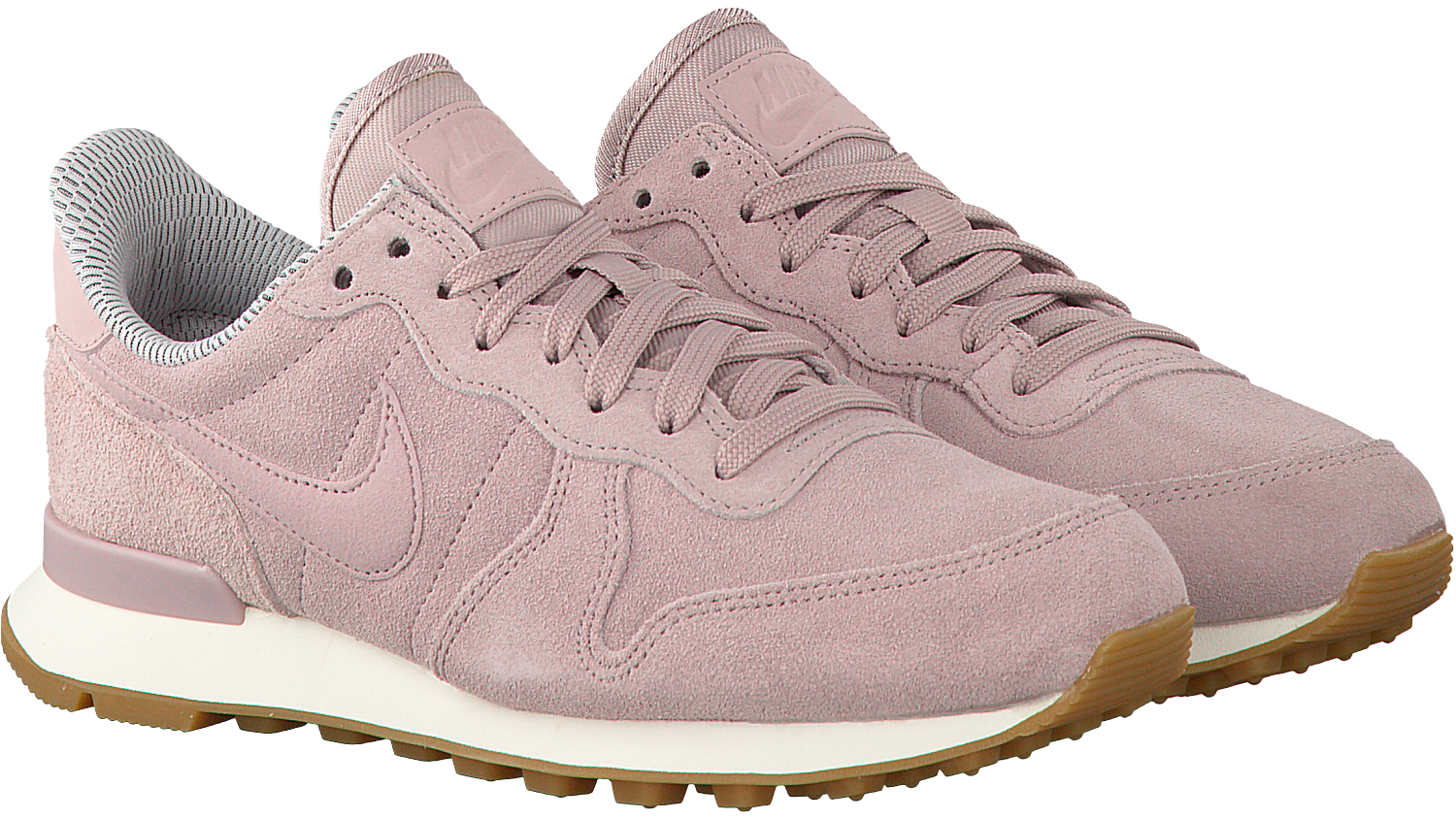 c0d9aa10794 Roze NIKE Sneakers INTERNATIONALISR SE WMNS - Omoda.nl