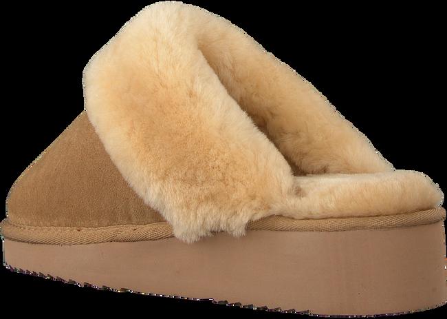 Camel WARMBAT Pantoffels ALICE  - large