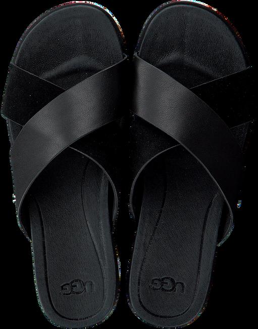 Zwarte UGG Slippers KARI  - large