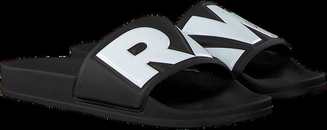 Zwarte G-STAR RAW Slippers CART SLIDE - large