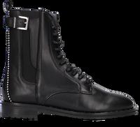 Zwarte HIP Veterboots H1405  - medium